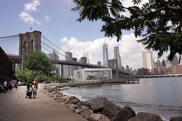 Dumbo has seen asking rents decrease by 23 percent.