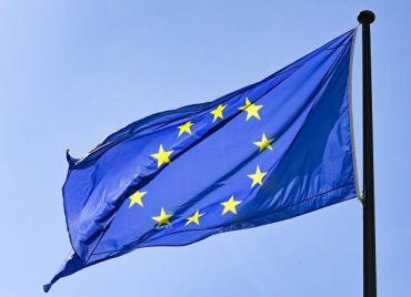The E.U. flag