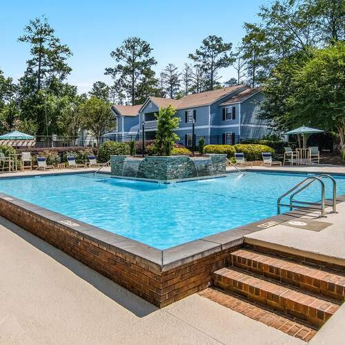 Falls at Spring Creek on 1900 Wesleyan Drive in Macon, Ga. is one of the 13 assets included in RREAF Holdings' first tranche of a three-phase $540 million multifamily portfolio purchase.