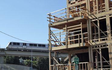 Gov. Gavin Newsom signed Senate Bill 10 to make it easier and faster for cities to construct denser housing near public transit stops.