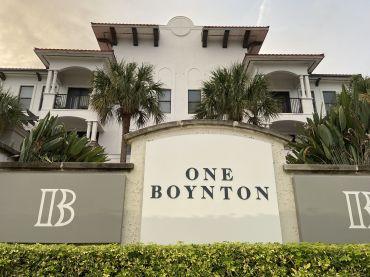 One Boynton.
