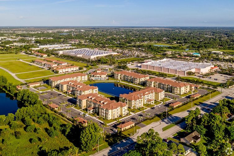 The Parc at Gatlin Commons in Port St. Lucie, Fla.