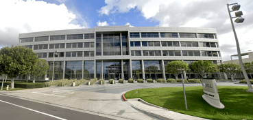 The project features three structures in the city of Irvine.
