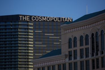The Cosmopolitan of Las Vegas first opened in 2010.
