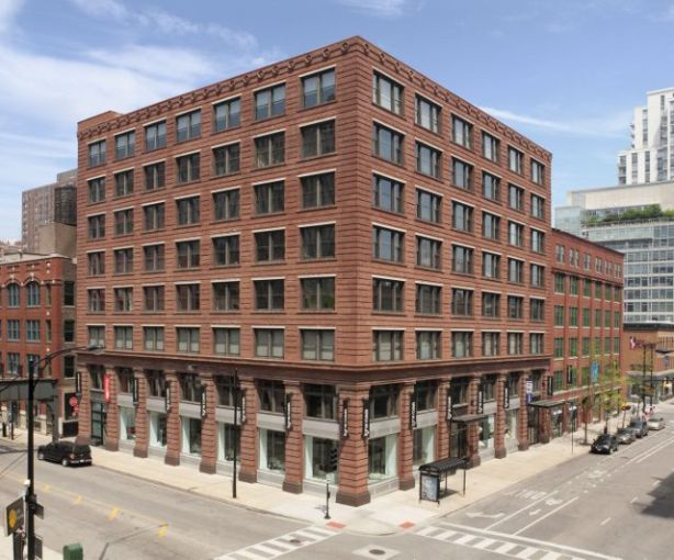 440 North Wells Street in Chicago.