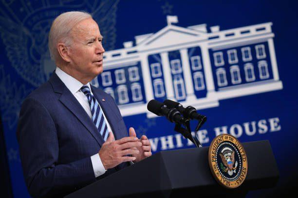 President Biden addressed Hurricane Ida's aftermath on Thursday.