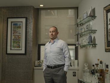 Nightingale Properties CEO Elie Schwartz.