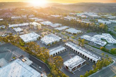 PS Business Parks sold the nine-building property that spans 20.56 acres along Lusk Boulevard and Barnes Canyon Road in the Sorrento Mesa submarket.