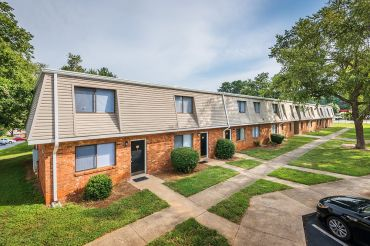 The Arcadian in Winston Salem, N.C. is one of the garden-style apartment properties included in Arch Company's looming multifamily portfolio sale.