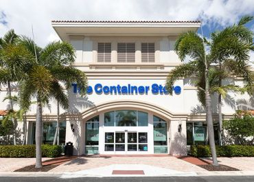 The Container Store at Legacy Place in Palm Beach Gardens, Fla.