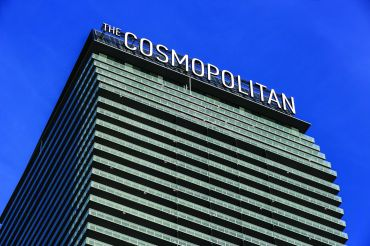 The Cosmopolitan of Las Vegas was sold by Blackstone for $5.65 billion seven years after purchasing the casino/hotel property for $1.8 billion.