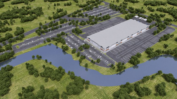 Davie Industrial Center.