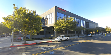 The newly renovated office at 325 North Maple Drive called The Post was designed by Gensler.