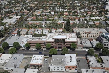The developers will renovate the Gensler-designed, three-story property, which is 88 percent leased at 150 North Robertson Boulevard on a 0.92-acre parcel.