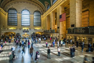 A long-awaited East Side Access project at Grand Central Terminal will link to the Midtown East transit hub with the Long Island Rail Road.