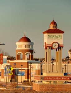 Woodmore Towne Centre.